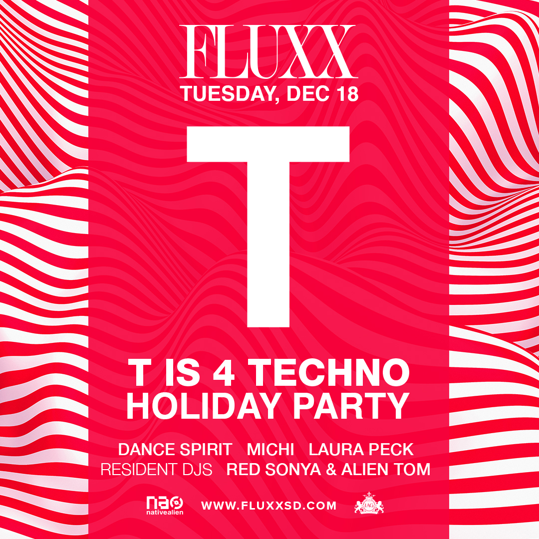 T is 4 Techno Holiday Party